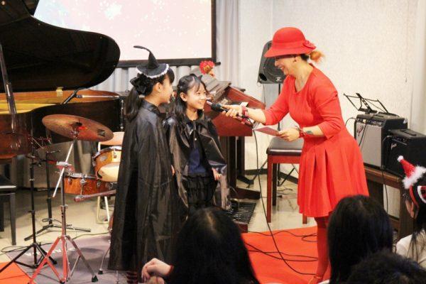 オヤケクリスマスコンサート2015のレポート