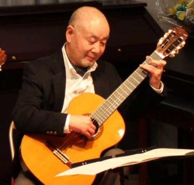 クラシックギター講師