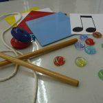 音感リトミック教室のレッスン内容