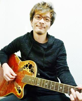 ギター講師 野口