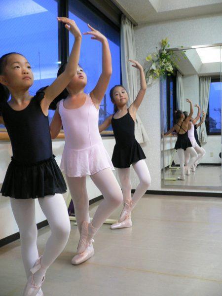 春日部のバレエ教室