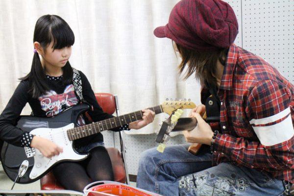 春日部のエレキギター教室