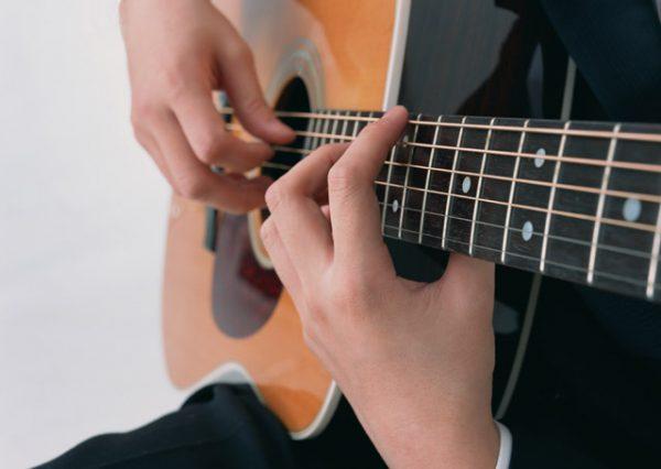 アコースティック・フォークギター
