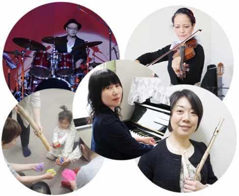 春日部の音楽教室