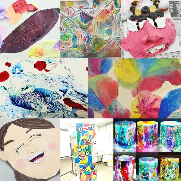 春日部の絵画教室