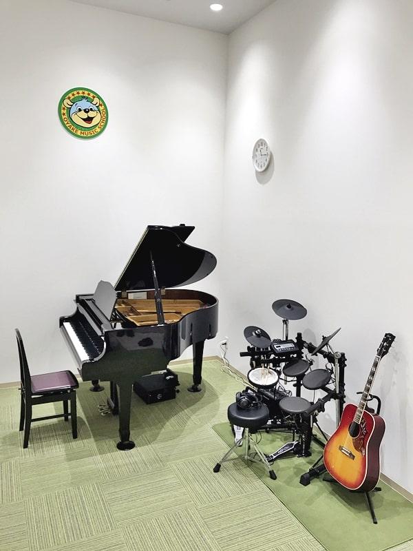 吉川美南教室ピアノドラムギター